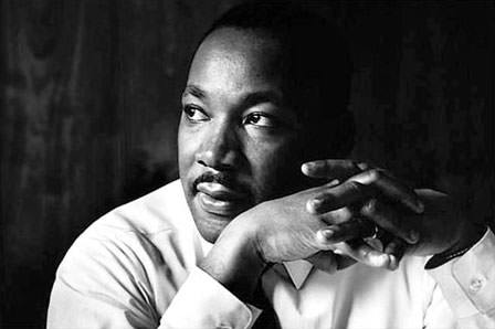 some thoughts about violence on MLK Day